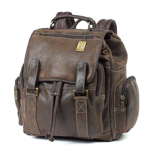 One Size Claire Chase Sierra Backpack Black