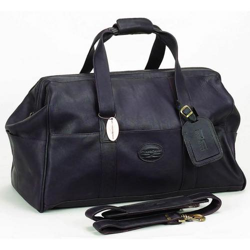 Claire Chase Vintage Duffel