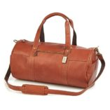 387 Rounded Duffel Saddle Golf Travel Front View